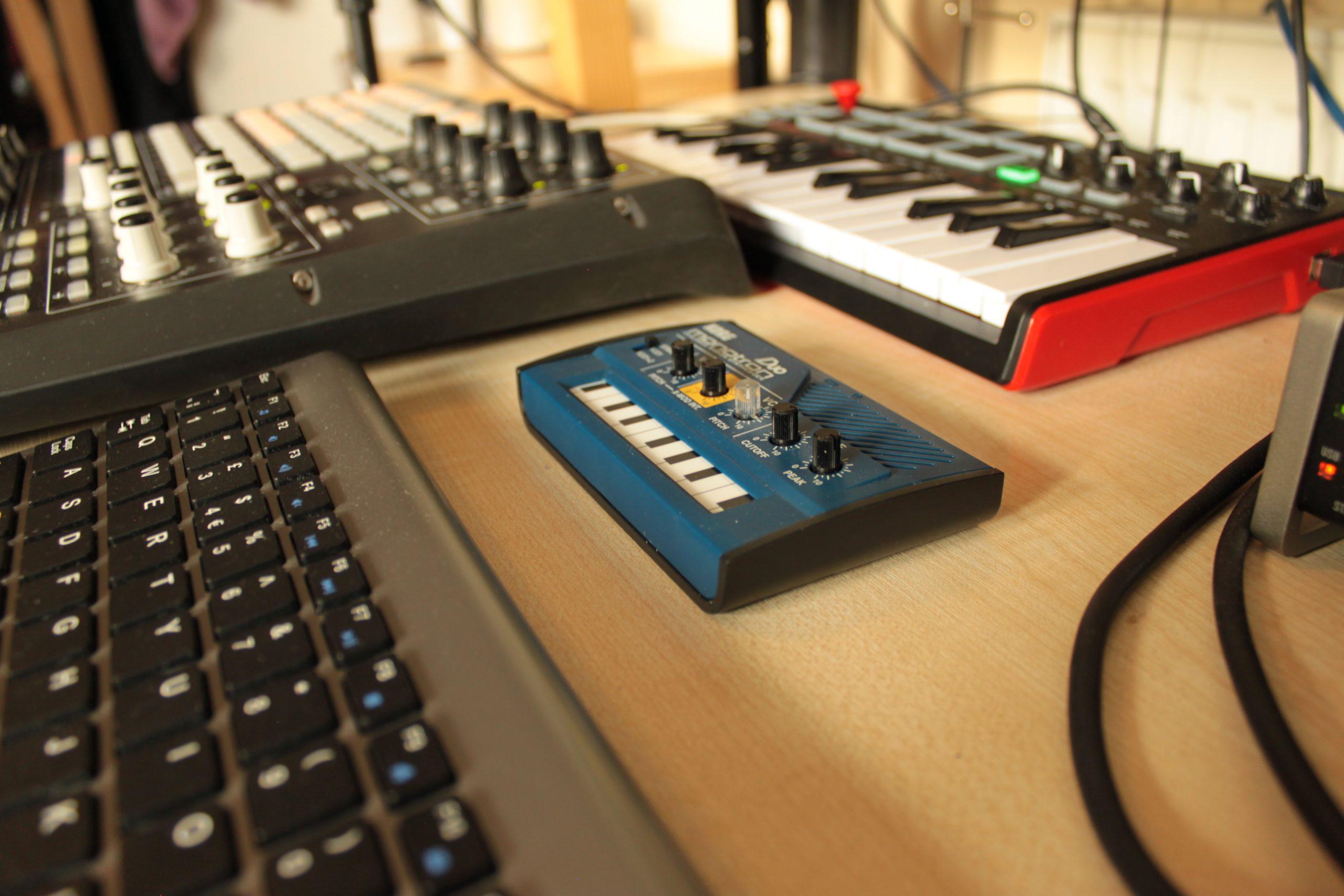 Ableton production